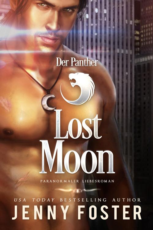 Der Panther: Lost Moon von Jenny Foster